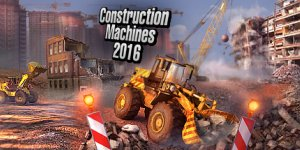 Construction Machines 2016 Mobile