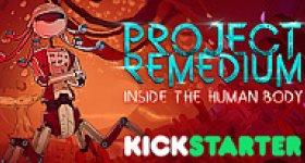 Project Remedium on Kikstarter