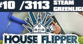 House Flipper - #8 from 3113 games on Greenlight!