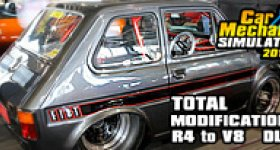 Car Mechanic Simulator 2015 - Total Modifications 2.2017