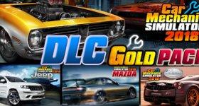 Car Mechanic Simulator 2018 -  Gold Edition