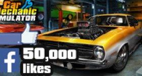 50000 likes on facebook