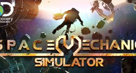 Space Mechanic Simulator - trailer