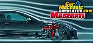 Car Mechanic Simulator 2015 - Maserati