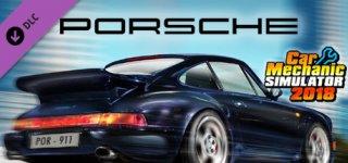 Car Mechanic Simulator 2018 - Porsche DLC