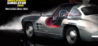 Car Mechanic Simulator 2015 - Mercedes-Benz DLC